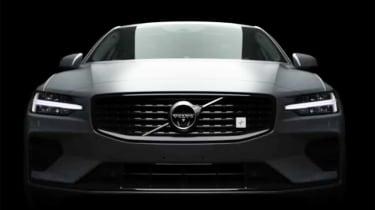 Volvo S60 - teaser full front