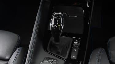 BMW X2 - gear lever