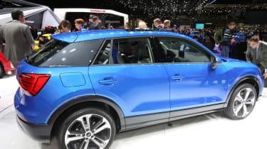 Audi Q2 - Geneva side three quarters