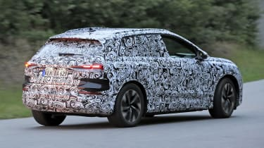 Audi Q4 e-tron - spyshot 5
