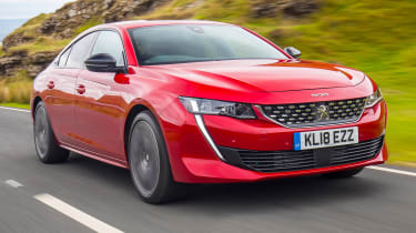 New Peugeot 508 GT 1.6 turbo UK review – header