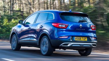 Renault Kadjar S Edition - rear