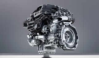 Mercedes S-Class engine updates