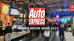 Munich Motor Show 2021 - header