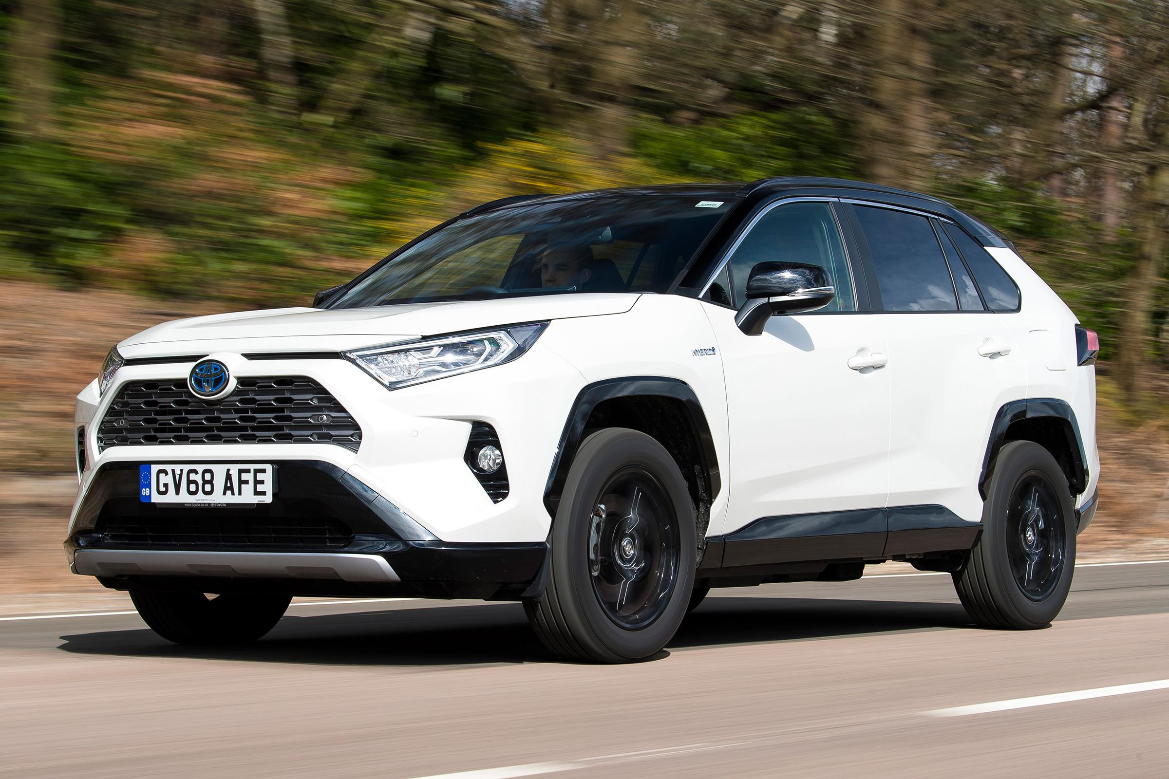 RAV4 hybrid drivetrain question | Toyota RAV4 Forums