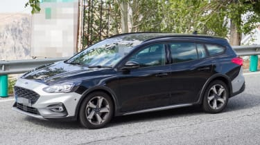 Ford Focus Active Estate - front