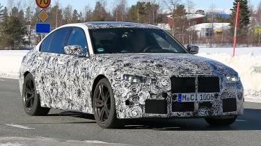 BMW M3 - spyshot 2