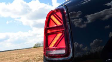 MINI Countryman JCW - rear light