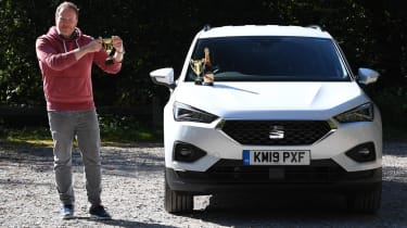 SEAT Tarraco long-termer - final report Pete Baiden