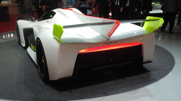 Pininfarina H2 Speed concept - Geneva show rear
