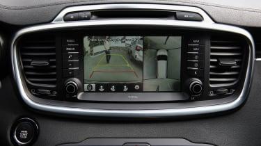 Kia Sorento 2.2 CRDi KX-4 auto - screen