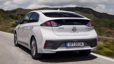Hyundai Ioniq Hybrid - rear