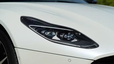 Aston Martin DB11 V8 - front light detail