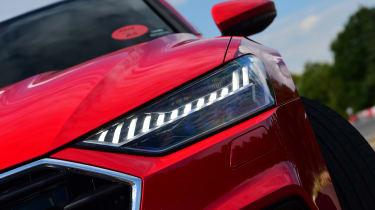 Audi A7 Sportback - headlight