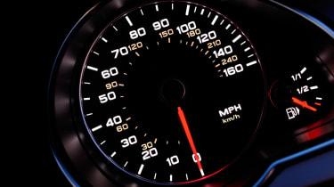 Audi A5 3.0 TDI Coupe detail