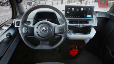 Renault EZ-FLEX - dash