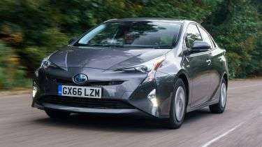 Toyota Prius - best low emissions green cars