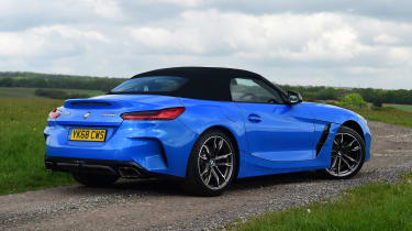 BMW Z4 M40i - rear static