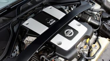 Nissan 370Z engine