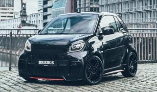 Brabus 92R - front