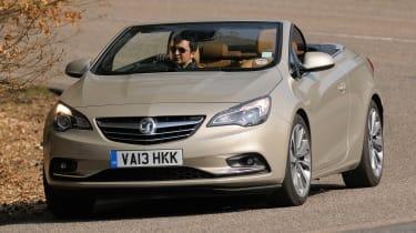 Best cheap convertibles - Vauxhall Cascada