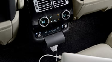 Updated Range Rover - rear charging