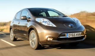 Nissan Leaf 60kWh - front