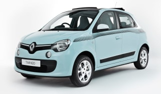 Renault Twingo The Color Run Special Edition - front