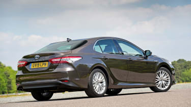Toyota Camry - rear static