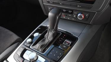 Audi A6 Avant - centre console