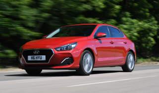 Hyundai i30 Fastback front