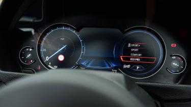 BMW 430i Convertible - dials