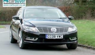 Volkswagen CC video review