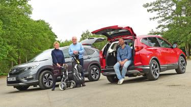 Honda CR-V - best long-term cars 2019