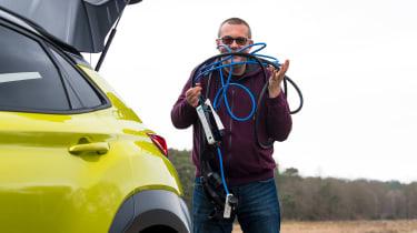 Hyundai Kona Electric - fourth report John McIlroy