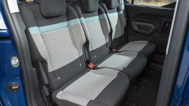 Berlingo middle seats