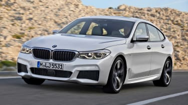 BMW 6 Series Gran Turismo - front