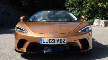 McLaren GT - full front