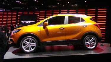 Vauxhall Mokka X Geneva - side