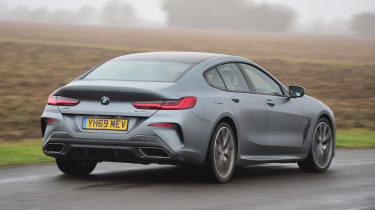 BMW M850i xDrive Gran Coupe - rear