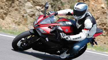 Yamaha YZF-R125 review