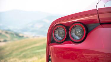 Ferrari 812 Superfast - rear light