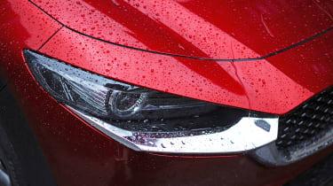 Mazda CX-30 headlight