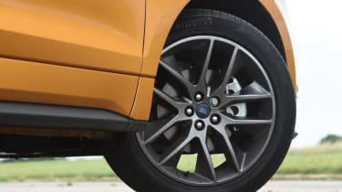 Ford Edge - wheel detail