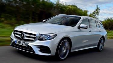 Mercedes E-Class Estate front