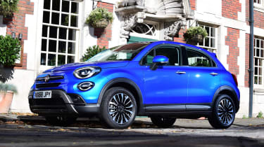 Fiat 500X - Front Static