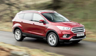 Ford Kuga 2017 - front tracking 2