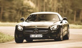 Mercedes-AMG GT S first ride