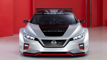 Nissan Leaf Nismo RC - full front studio