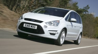 Best cheap family cars - Ford S-MAX